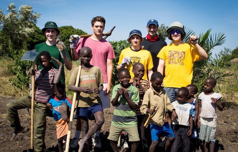 Dayton Kingery Tanzania